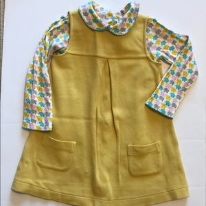 Mini Boden Girls outfit. Size 18-24 months